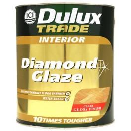 Dulux Diamond Glaze, pololesk 5,00L
