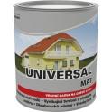 Dulux Universal mat černý  0,75L