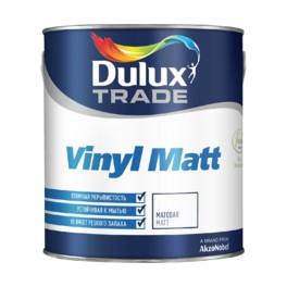 Dulux Vinyl Matt bílá PBW 2,5L